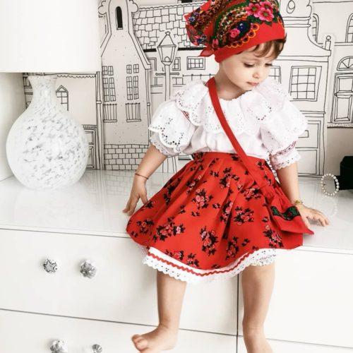 Costume populare fetițe